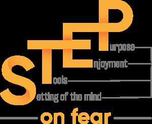 STEP ON FEAR Logo